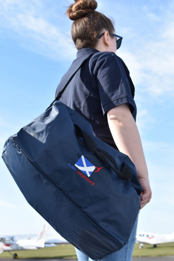 Merchandise - Holdall with Alba Airsports Logo