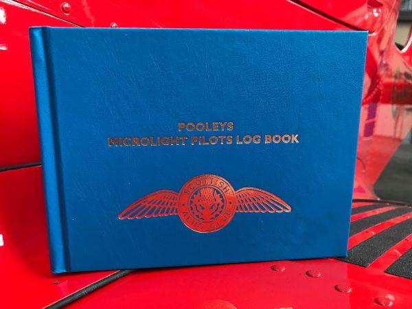 Pilots log book